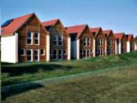 Habitat collectif en bois