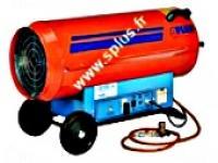Générateurs d'air chaud mobiles gaz GG