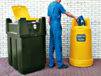 Conteneurs de recyclage