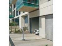 Rideau à lame et grilles à enroulement TGT pour garages collectifs