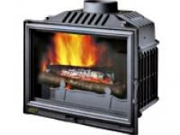 Cauchoise inserts inserts de chemin e et po les chauffage - Reducteur cheminee 200 150 ...