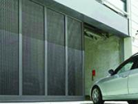 Porte coulissante  pour garages collectifs ST500
