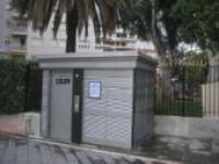 Sanitaire public - Kiosque Contemporain
