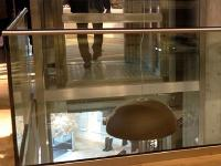 Garde-corps tout en verre CROSILUX® 1.0
