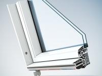 Polar PVC roof window
