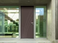 Portes aluminium-bois