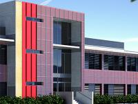 Delta®-Fassade Color