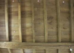 Sécurité Incendie : Le bois naturel admis dans les ERP