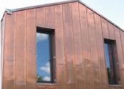 Une maison BBC Effinergie tout en cuivre !