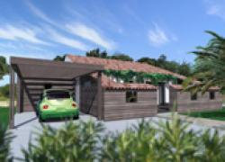 Des maisons individuelles respectueuses de l'environnement