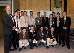 Trophées Bâtirama : l'équipe BTP des 41es Olympiades à l'honneur