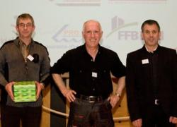 Les vainqueurs des Trophées de l'Artisan 2011