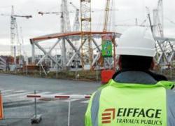 Eiffage : une vingtaine de chantiers perturbés par une grève