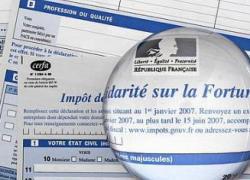 Les députés votent l'allègement de l'ISF