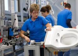 Sanitaire : Geberit ouvre une nouvelle usine en Suisse
