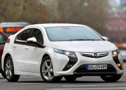 Opel Ampera : un véhicule électrique utilisable sans contrainte