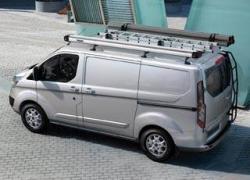 Le nouveau Ford Transit Custom : stylé et volumineux