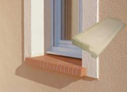 Appui de fenêtres : 4 solutions