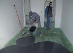 Réaliser un béton ciré coloré