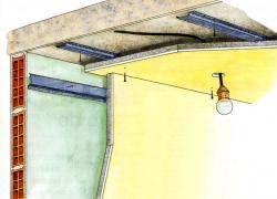 5 systèmes de plafond à base de plaque de plâtre