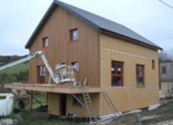 Une maison passive en bois innovante testée pendant 5 ans