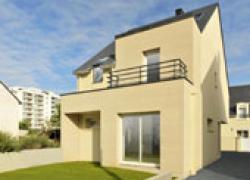Une maison en blocs béton obtient le label BBC Effinergie