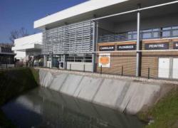 Plateforme du Bâtiment d'Aubervilliers: un chantier école !