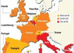 Immobilier : la dette européenne