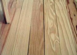 Sinistre à la loupe : disjonction de lames de parquet en bois
