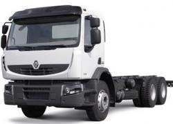 Renault Trucks : le monde de la construction économise le carburant