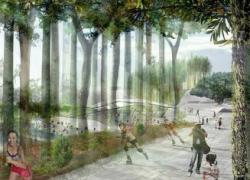 Architecture: deux Français pour un parc à Taïwan