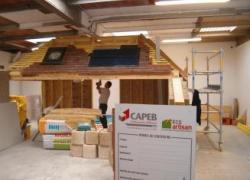 Capeb: priorité à la formation des artisans en 2012