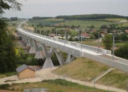 LGV Rhin-Rhône: 2e phase Est sur les rails