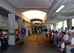 Lourdes: nouvelles piscines pour les ablutions des pelerins