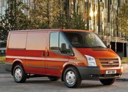 Le Ford Transit Euro 5