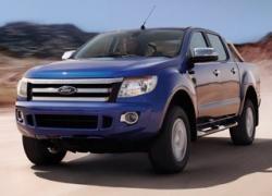 Le Ranger : le nouveau pick-up 4x4 Ford