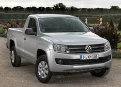 L'Amarok Volkswagen maintenant disponible en simple cabine