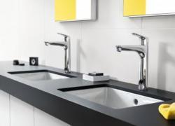 Hansgrohe joue la qualité et les économies d'eau