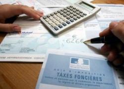 Les taxes foncières progressent deux fois plus vite que l'inflation
