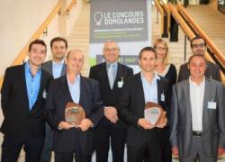 Construction durable : des créateurs d'entreprises à l'honneur