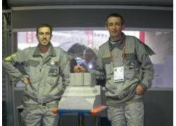 EuroSkills 2012 : la taille de pierre, un métier en réflexion