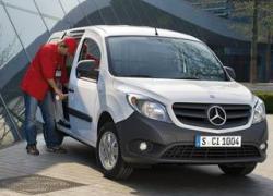 Avec le Citan, Mercedes complète sa gamme d'utilitaires légers
