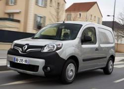 Nouveau Renault Kangoo restylé et 3 places à l'avant