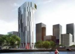 Une tour de logements à énergie positive à Strasbourg