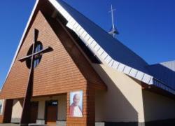 Première église passive en Pologne à Szaflary