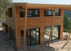 La construction bois tire son épingle du jeu