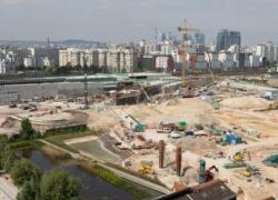 Le chantier du nouveau TGI de Paris toujours à l'arrêt