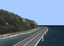 Route du littoral à la Réunion : les pourvois d'Eiffage rejetés