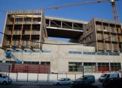 Le nouveau siège du FCBA prend forme