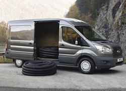 Nouveau Ford Transit 2 tonnes chargement maxi, prix mini